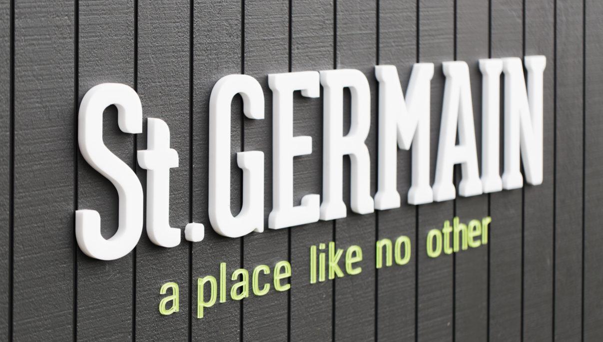 St Germain Sales Office Closed
